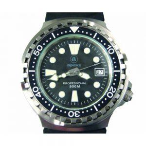 שעון צלילה 500 מטר של אפקס