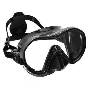 מסכת צלילה REVEAL X1 שחורה
