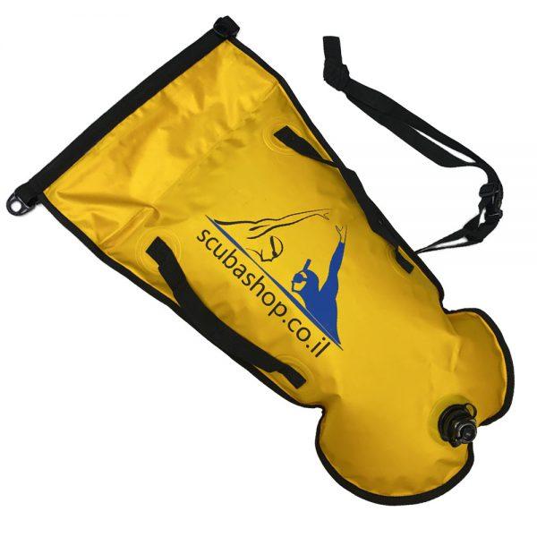 מצוף שחייה צהוב